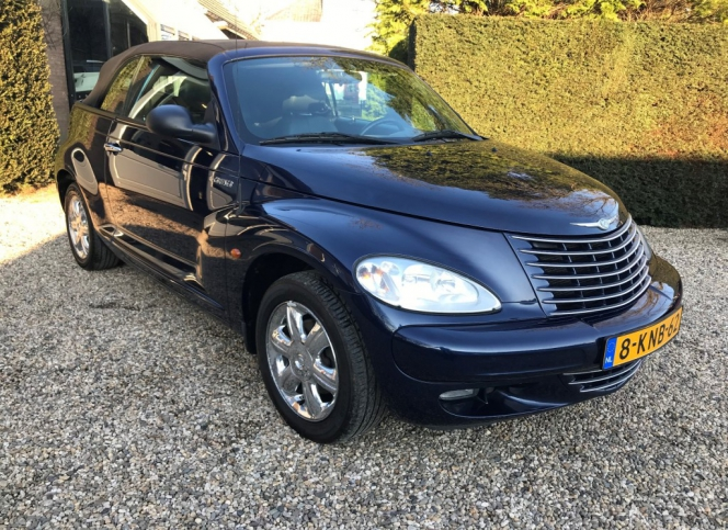 CHRYSLER PT CRUISER_2.4 Limited Cabrio