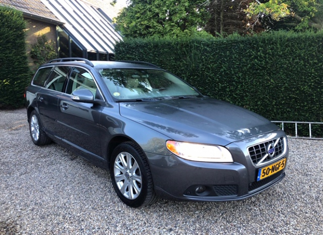 Volvo_V70 2.0D Limited Edition