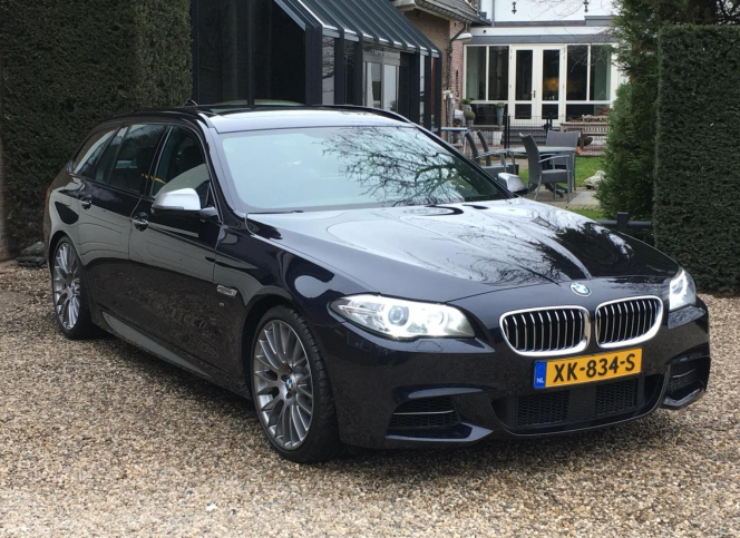BMW_M 550 F11 X-drive Full options
