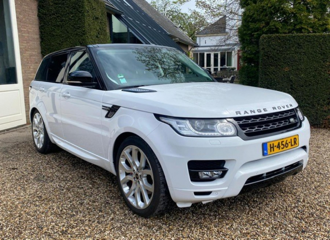 Land Rover_Range Rover Sport 5.0 V8 Supercharged 510Pk 5 persoons Full Options