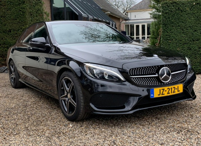 MERCEDES-BENZ C-KLASSE_450 AMG 4MATIC