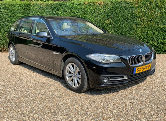BMW_520D Touring High Executive